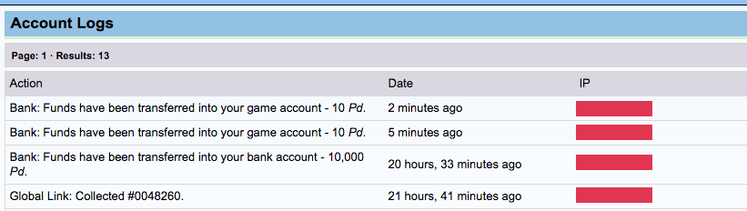 Pdex MyAccount AccountLogs.png
