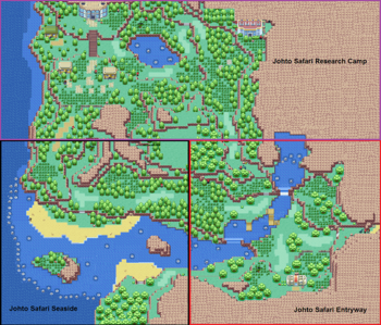 Johto Safari Zone - Pokemon World Online Wiki